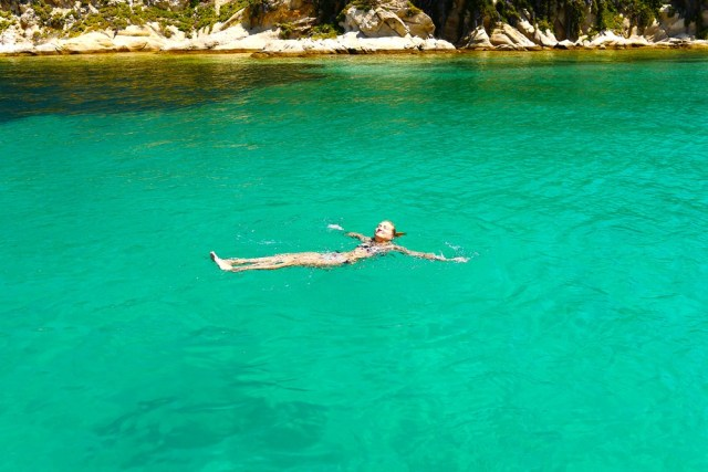 Аренда лодки в Греции