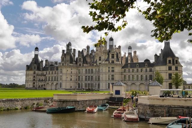 Путешествие по каналам Франции