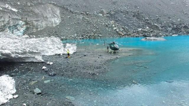 Ледники Фокс и Франц Джозеф