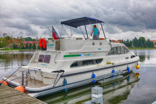 Круиз по Мазурским озерам, Польша