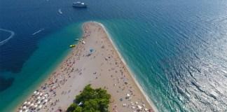 Лучшие пляжи на острове Брач