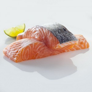 Fresh and delcious, quality Scottish salmon