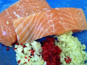 Fresh quality farmed salmon from Wester Ross Fisheries