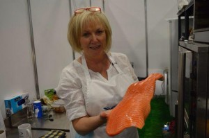 As well as being the country's no 1 export, Scottish Salmon has also been voted 'The Best Farmed Salmon in the World