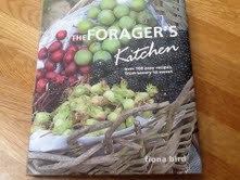 Fi's book, The Foragers Kitchen