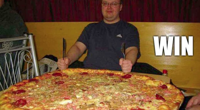 A Mathematical Guide to Optimize Pizza Buying