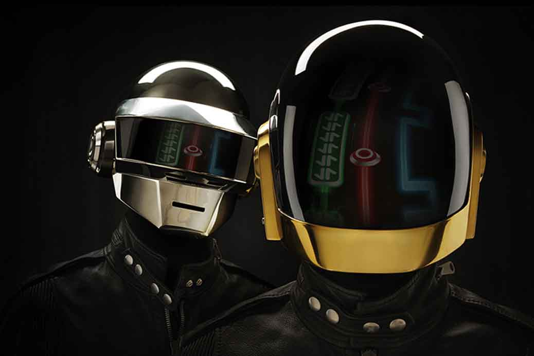 Daft punk contact the radio broadcast mystery - Table daft punk ...