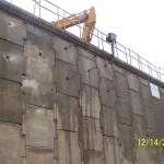 Retaining walls mechanically stabilized earth 2