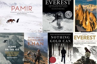 Winners Banff mountain Book Competition 2013