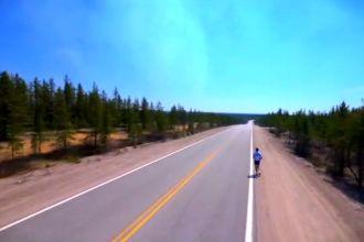 Pat Farmer - Pole to Pole Run Screenshot