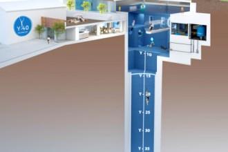 Der tiefste Pool der Welt - y-40-the-deep-joy-structure-italy-468x458