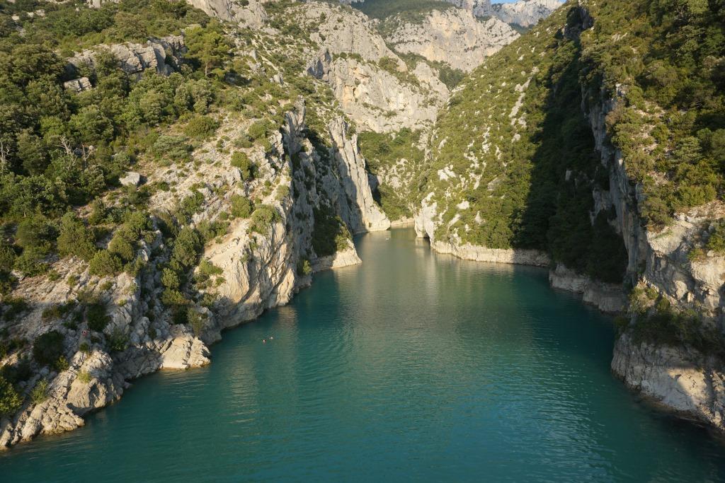 Les Gorges du Verdon - Die schönste Schlucht Frankreichs (und die vollste!)
