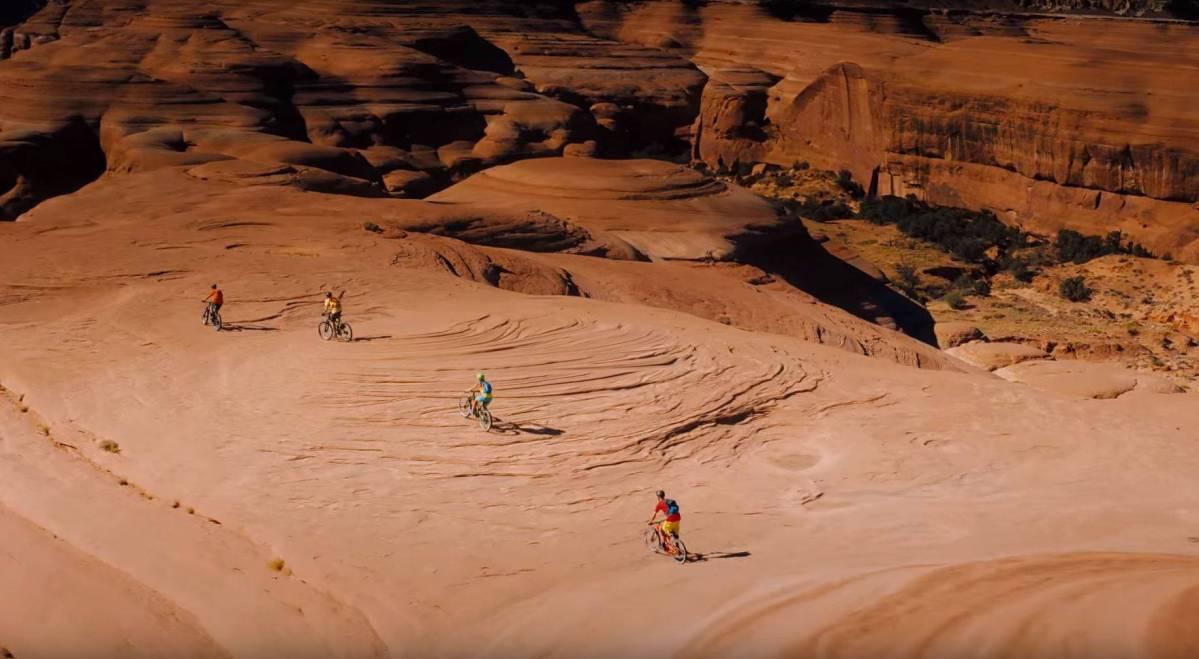 Mehr Abenteuer geht nicht - Der National Parks Adventure IMAX -Film