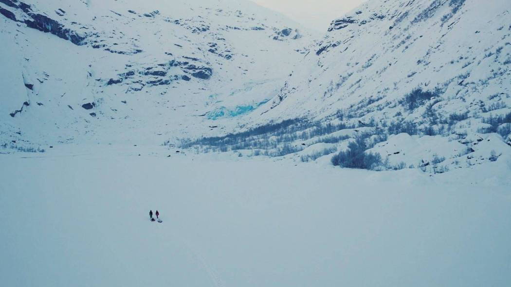SUP Winter Adventure Norway