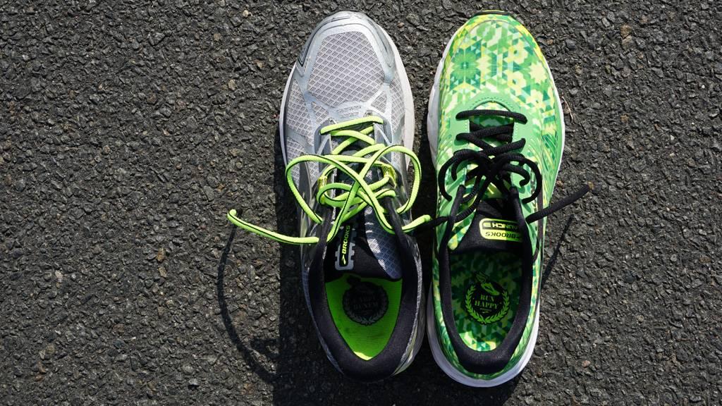Brooks Running - Style oder Funktion? Beides!