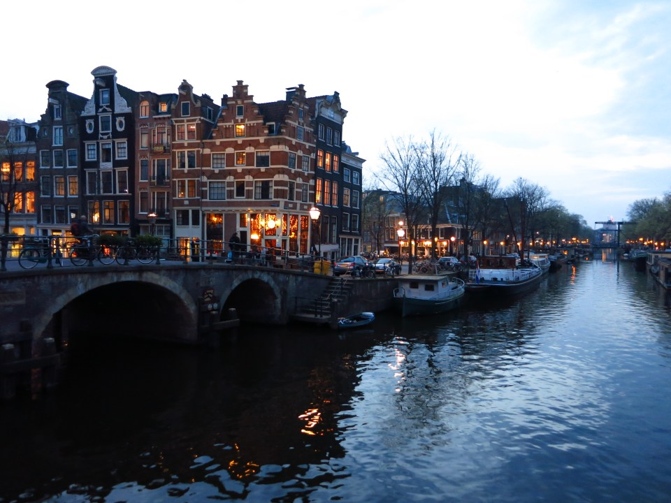 best cozy amsterdam cafes