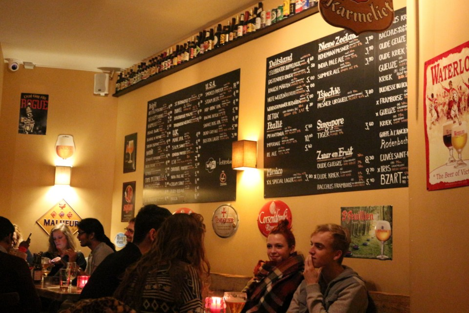 BELGIAN BEER AMSTERDAM: Visit one of our favorite Belgian beer bars in Amsterdam