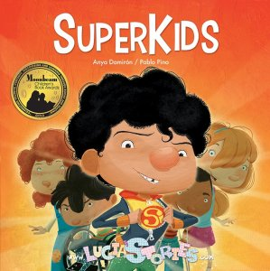 super kids book
