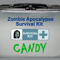 Zombie Apocalypse Survival Candy