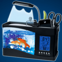 USB Desktop Aquarium
