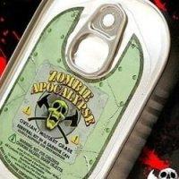 Zombie Apocalypse Sardine Can