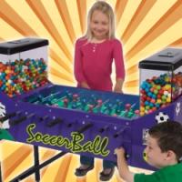 Foosball Gumball Table