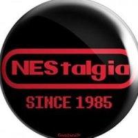 NEStalgia Pin Button
