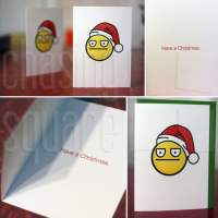 Emotionless Christmas Cards