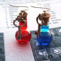 Mana & Health Earrings