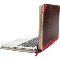 Old Book MacBook Cover