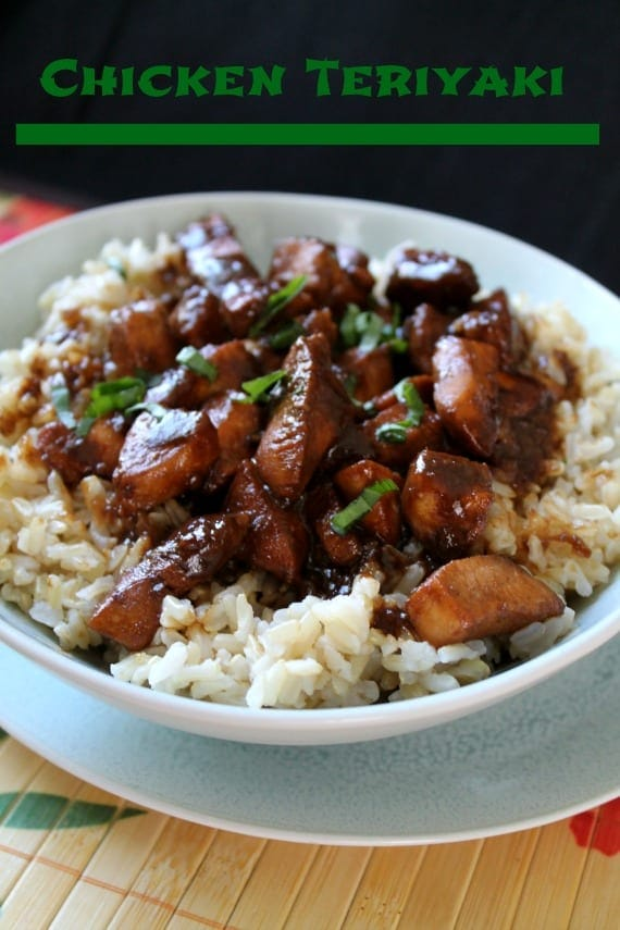 Chicken Teriyaki – How to be awesome on $20 a day