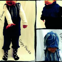 from mommy to munchkin: a cozy kid refashion