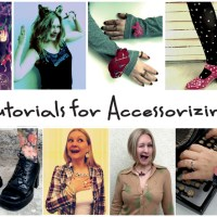 Tutorials for Accessorizing
