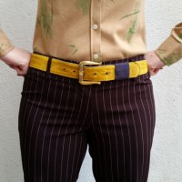 My DIY Vintage Belt Fix