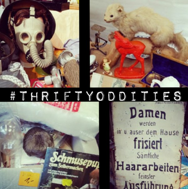 show me your #thriftyoddities