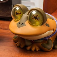 Futurama Hypnotoad Action Figure