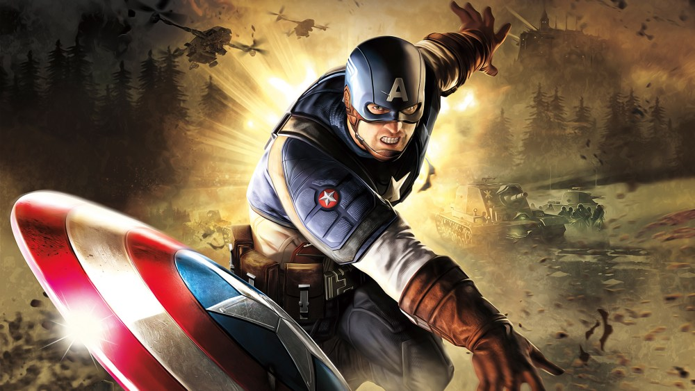 Captain America Wallpapers   (2/6)