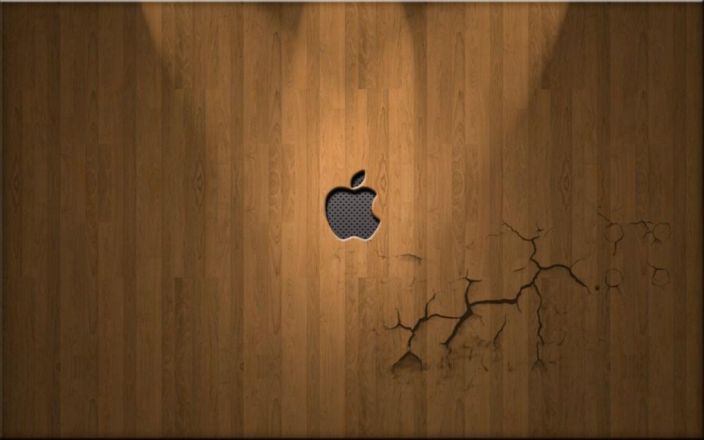 Mac Wallpapers Set 2 (Mac Wood Mega Pack 1) (4/6)