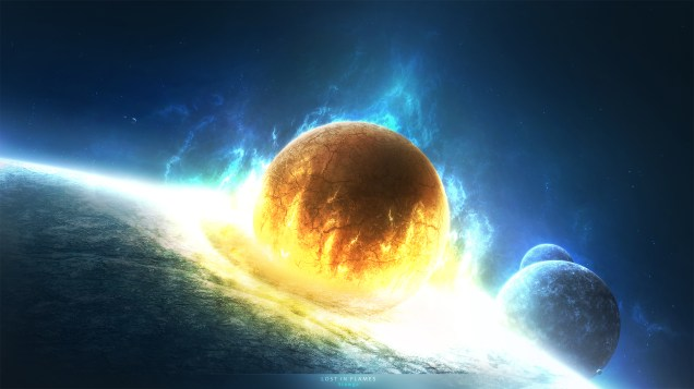 Space/Fantasy Wallpaper Set 73 « Awesome Wallpapers