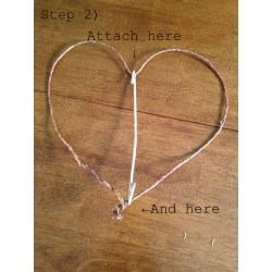 Small Crop Of How To Make A Heart