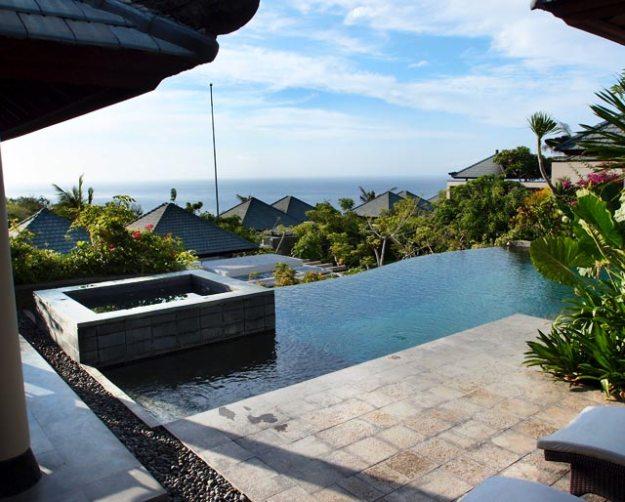峇里島悅榕莊Banyan Tree海景Villa