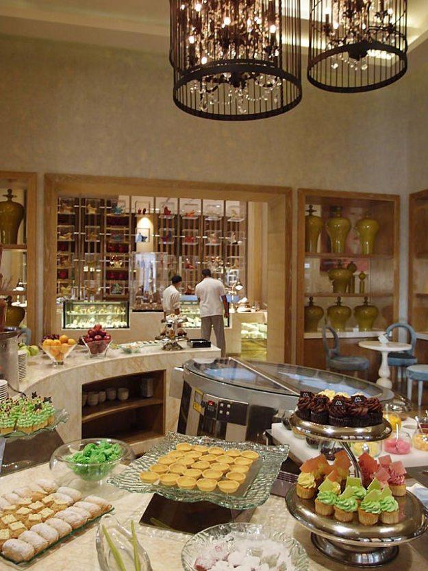 the cafe buffet 甜點