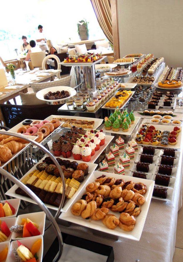 峇里島Mulia度假村飯店-超人氣soleil早午餐