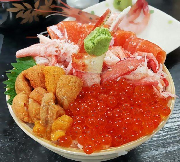 北海道6月小樽吃吃吃