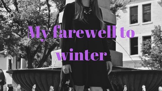 winter farewell