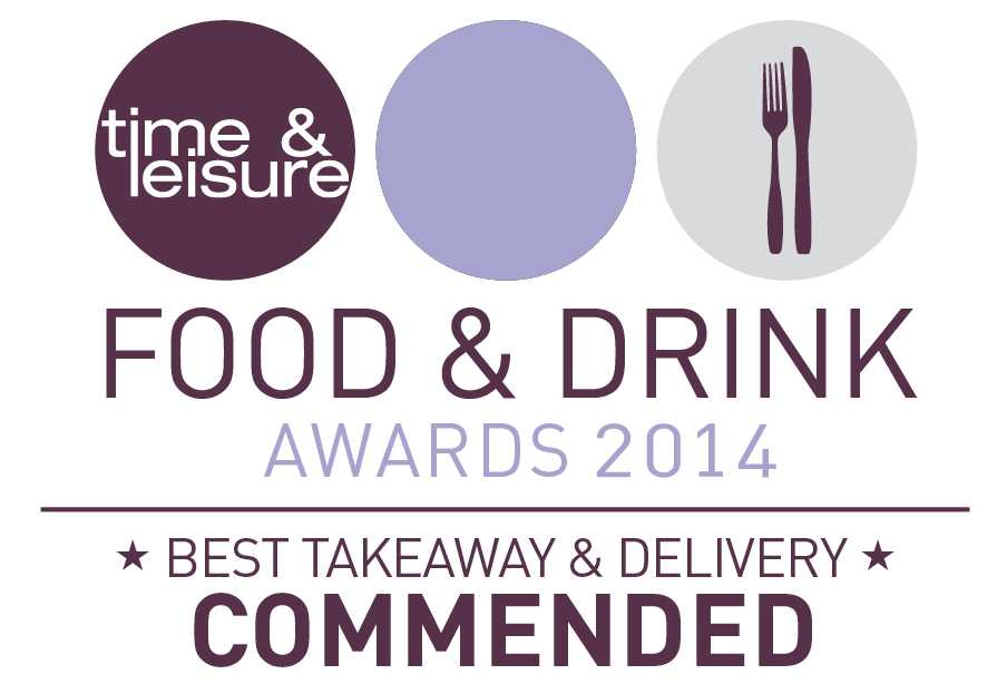 Aya Food Awards Winner Best Takeaway Service 2014