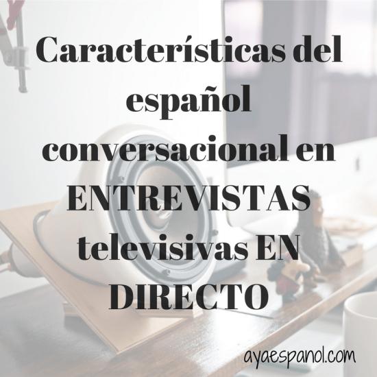 Entrevistas-directo