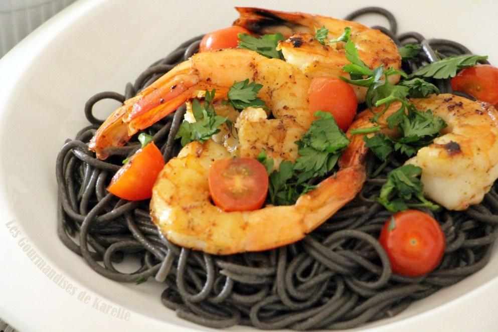 8 - Spaghetti Noire