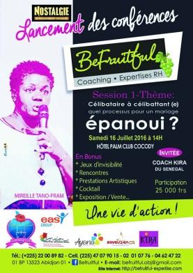 BEFRUITFUL-Flyer event 16juillet2016