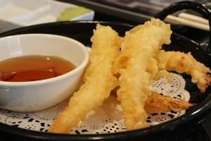Shimp tempura